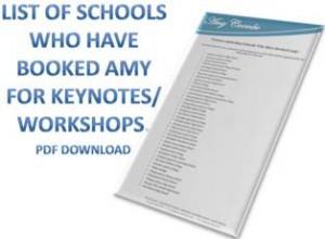 WA Schools List